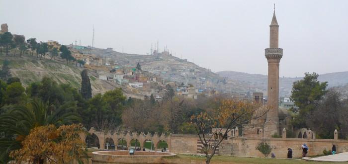 citadelle d'Urfa